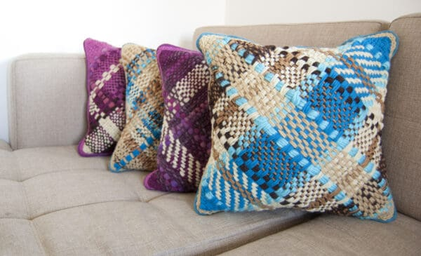 Learn to Weave on the Bias