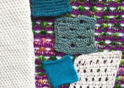 Intro to Hybrid Crochet (aka Tunisian Crochet)