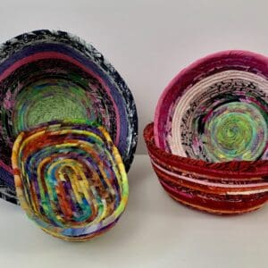 Wrapped in Scraps Bowl