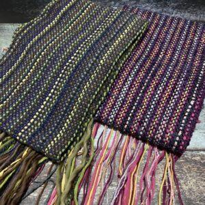 Traditional Warping Method for Rigid Heddle Loom