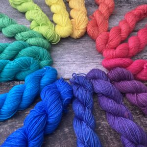 How to Mix Dyes for Repeatable Colors