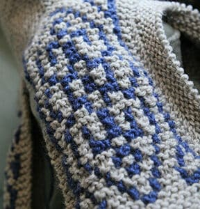 Carved in Wool: Bavarian Twisted Stitches