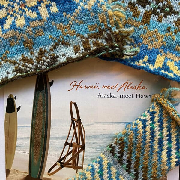 Color in Fair Isle: From Inspiration to Motif
