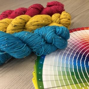 Colour Magic Challenge for Knitters and Crocheters