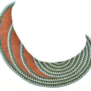 Knit the Eccentricity Shawl