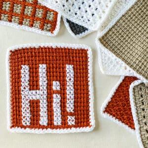 Exploring Tunisian Crochet Stitches