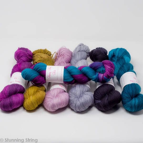 Stitches Special Colorway - Royal Court