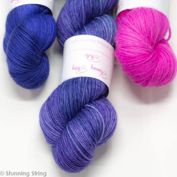 Stitches Special Colorway - Stitches Galaxy