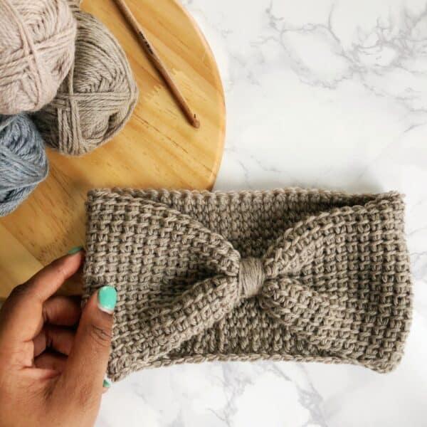 A Beginner's Guide to Tunisian Crochet