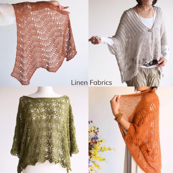 Knitting with Cotton, Linen, and Silk: What You Need to Know