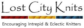 Lost City Knits logo